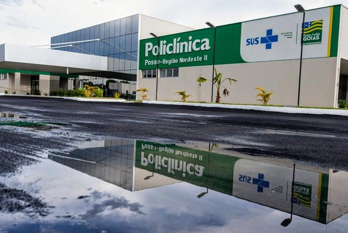 Policlínica de Posse começa a atender