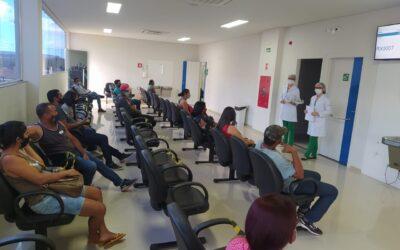 Hipertensão arterial é tema de palestra na Policlínica de Posse