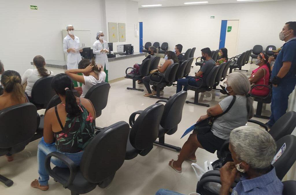 Policlínica de Posse realiza palestra em alusão ao Dia Nacional do Diabetes
