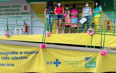 Mamografia vai até as comunidades quilombolas