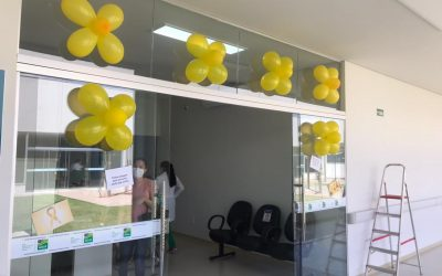 Policlínica Estadual de Posse divulga importância do Setembro Amarelo